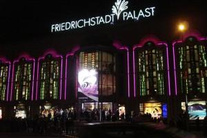 Startpunkt im Friedrichstadt Palast 10