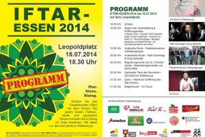 IFTAR 2014 - Iftar. Sinne. Dialog. 4
