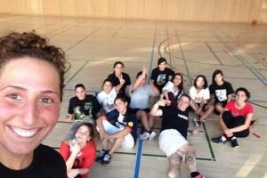 Basketball Kurs 10