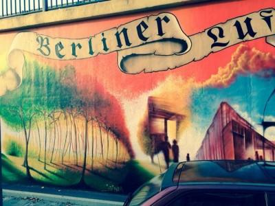 Grafitti-Projekt: Lichtenberger Brücke 17