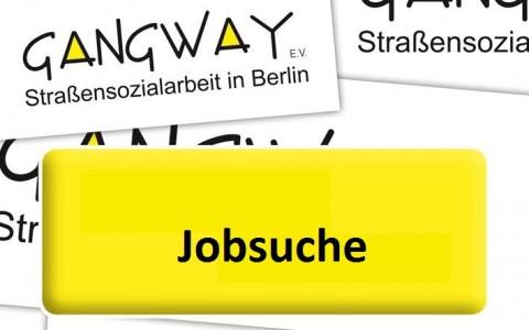 jobsuche jobs gangway e v. Black Bedroom Furniture Sets. Home Design Ideas