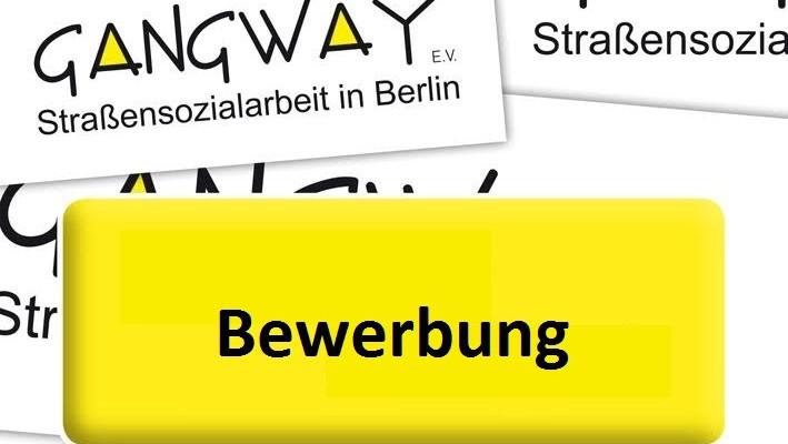 Muster Für Bewerbungen Gangway Ev