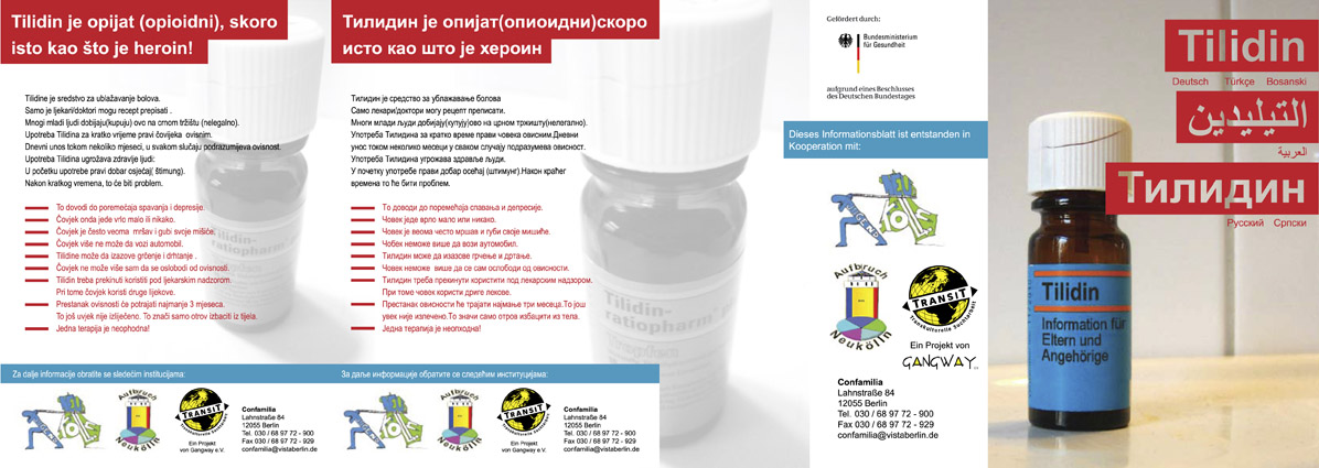 Ibuprofen zusammen man darf nehmen und tilidin ortoton und