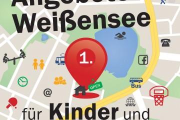 Kiezflyer Weißensee - Angebote für Kinder und Jugendliche 3
