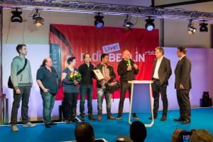 """Auszeichnung """"FahrradStadtBerlin"""" 2016 für unsere Fahrradwerkstätten! 7"""