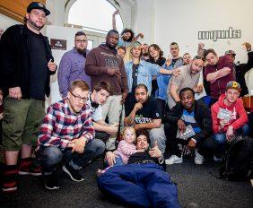 GangwayBeatz 2016 porträts group