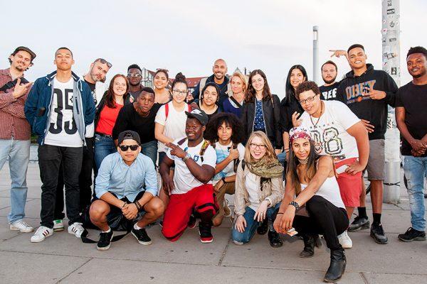 GA 2016 Berlin day one crew 2