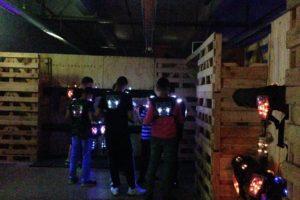 Lasertag mit WFFW 4