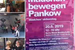 Gestern...Mädchenaktionstag in Pankow - Na da war was los!!! 1