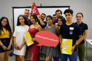 Start-Stiftung zu Besuch bei Gangway/Street College 2