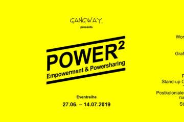 POWER² – Neue Eventreihe zu Empowerment & Powersharing 6