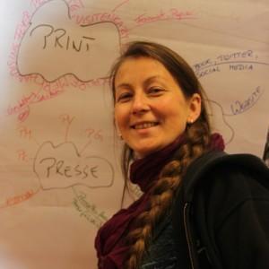 Profilbild von Anja Baer